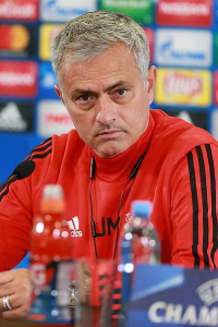 Jose Mourinho  – fickle football fortunes at the top