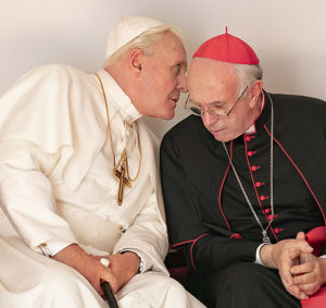 Popes Benedict & Francis – uneasy co-existence