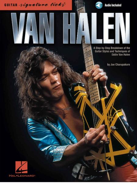 Eddie Van Halen - wild talent, chaotic lifestyle ...